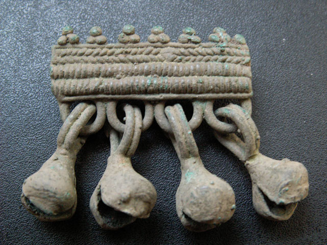 Шумящая подвеска 12 век