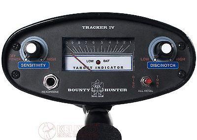 Металлоискатель Bounty Hunter Tracker IV
